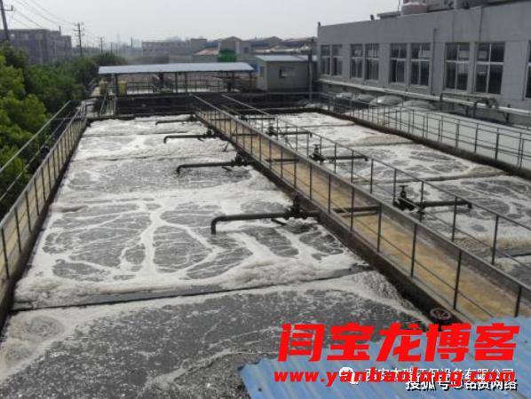 西安杰瑞环保分享污水处理氮磷超标的原因分析及控制方法