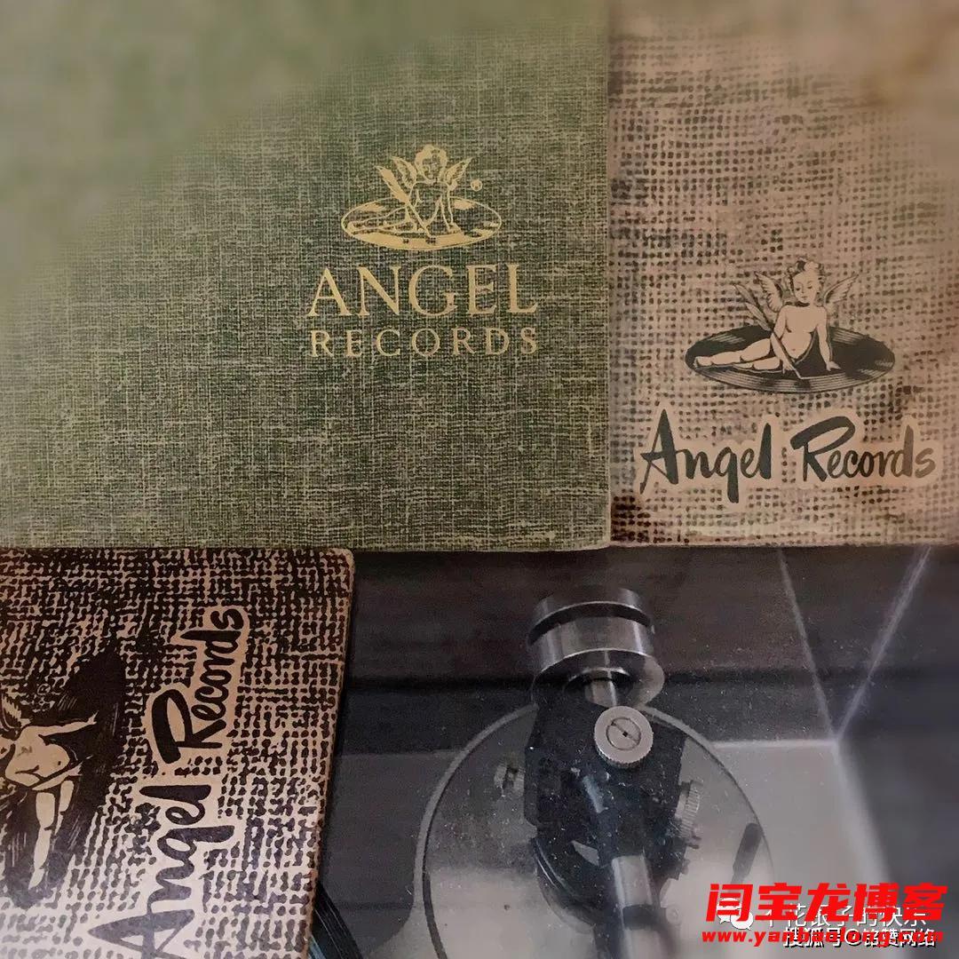 西安宝丽昌音响与您分享Angel records天使唱片公司的来历