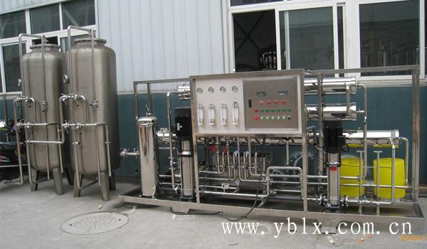 陕西瑞泉水处理分享去离子水处理设备的正确安装步骤