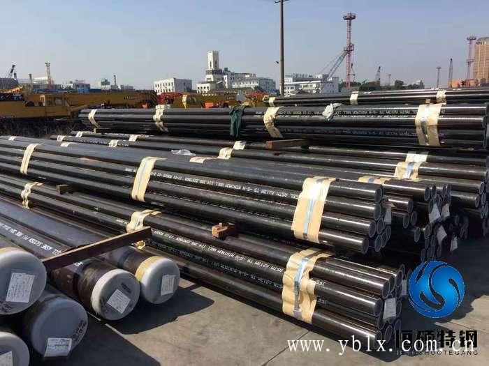 陕西恒硕特钢分享Q355D无缝钢管钢铁行业的走势超预期