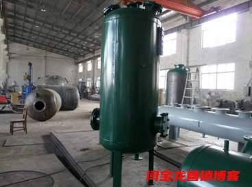 西安杰瑞环保分享锅炉软水设备除钙镁离子可应用在多种规格的锅炉中