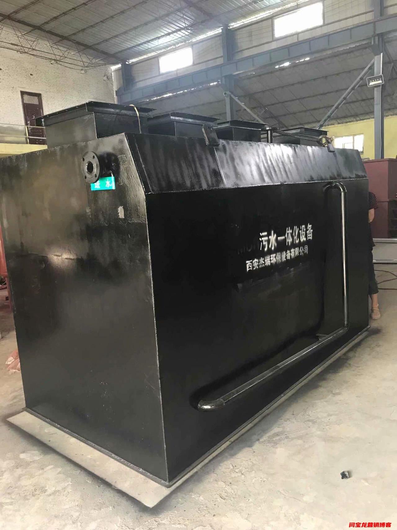 西安杰瑞环保分享工业污水处理设备日常的保养清洁常识