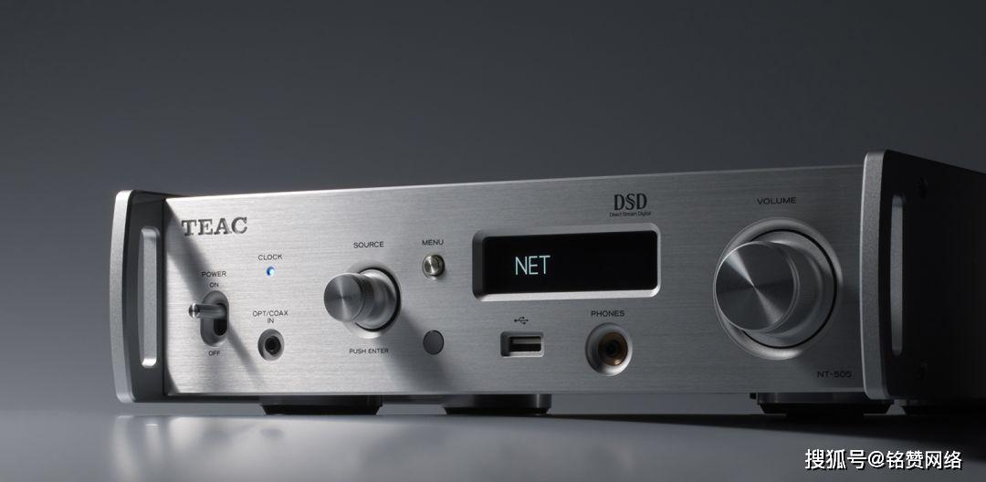 西安宝丽昌音响精评TEAC NT-505 SE USB DAC/网络播放器