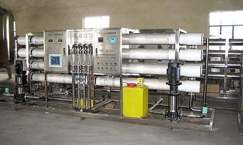 过滤水处理设备常用的精密过滤器作用