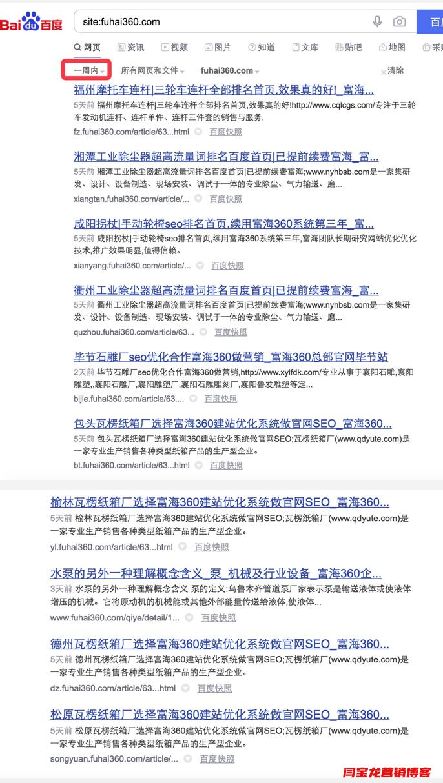 站群软件应用在网络公司seo行业效果显著
