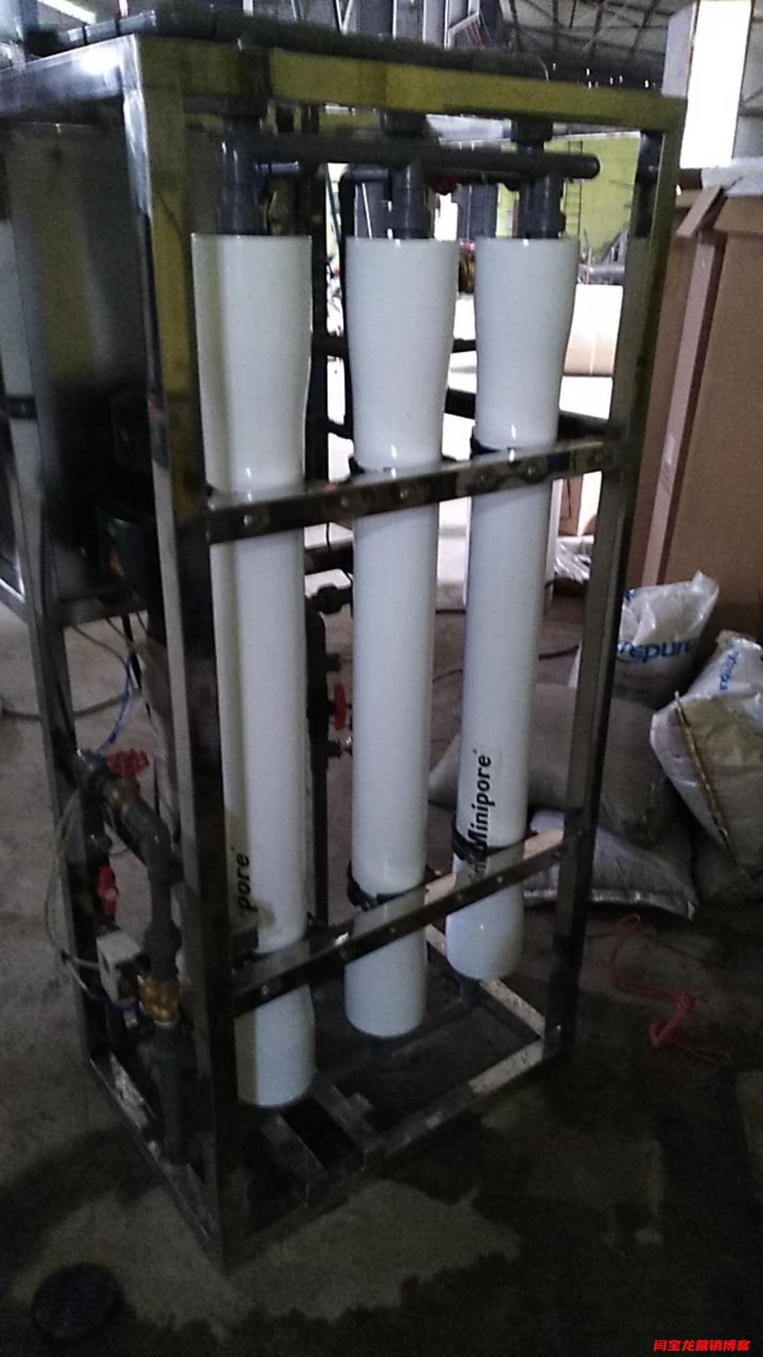 西安杰瑞环保分享选择反渗透设备经过超纯化处理纯度更高