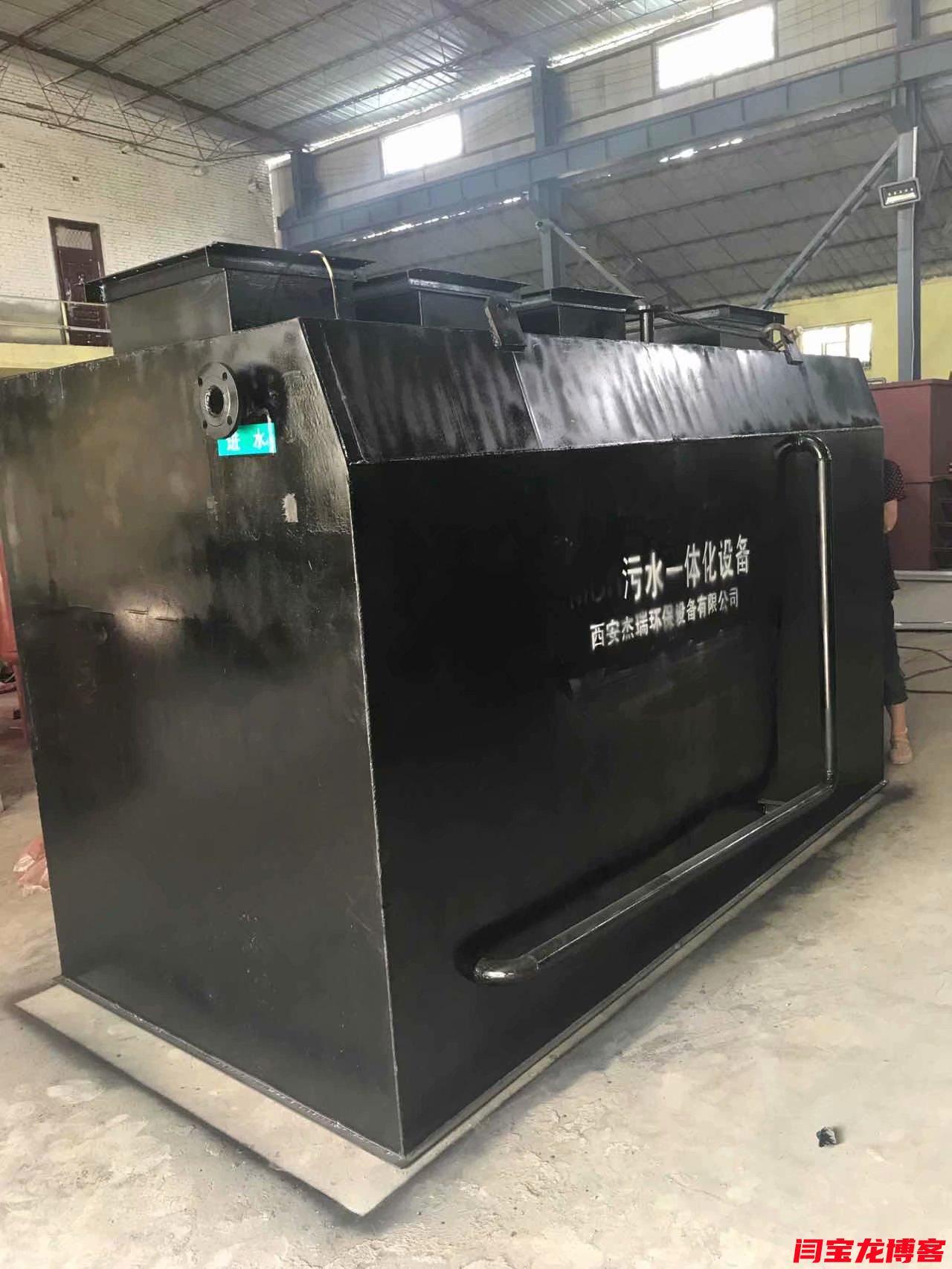西安杰瑞环保分享工业废水处理设备是怎么样运行的?