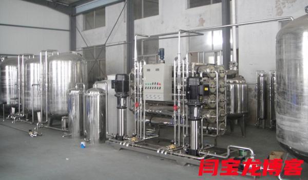 陕西瑞泉水处理分享超纯水反渗透设备的清洁方法