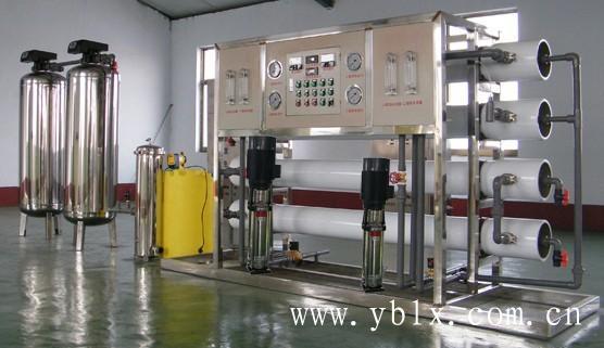 陕西瑞泉水处理分享食品工业反渗透设备的应用注意事项