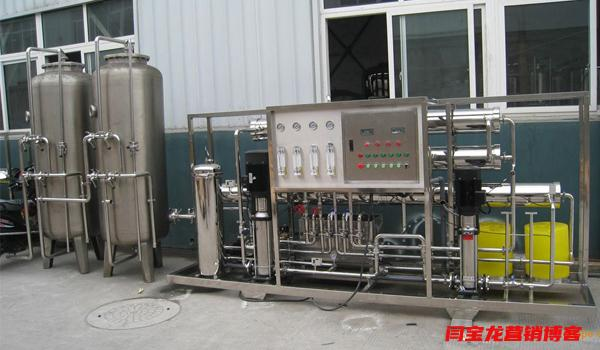 陕西瑞泉水处理分享净化水设备为什么达不到理想的净水效果呢?