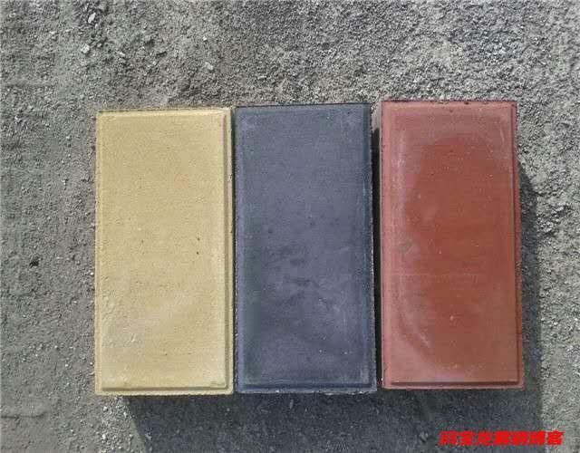 西安任昊和建材分享水泥砖,红砖,透水砖原料及应用都有什么差异