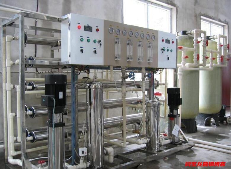 电力锅炉软化水设备