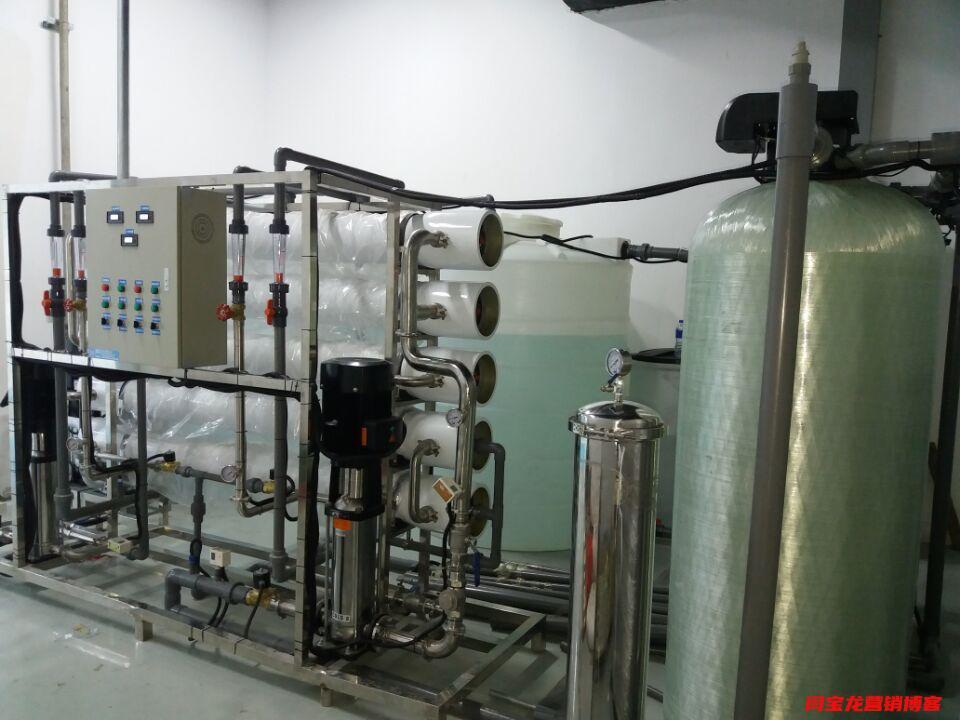 陕西瑞泉水处理分享工业循环水处理设备运行过程中主要产生的问题