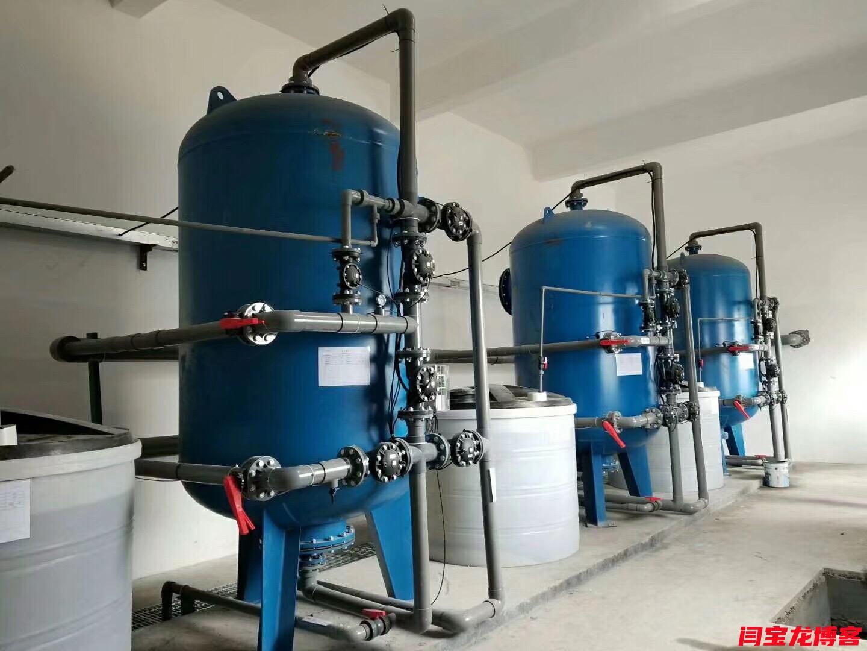 西安杰瑞环保分享影响水处理设备处理水因素有哪些?