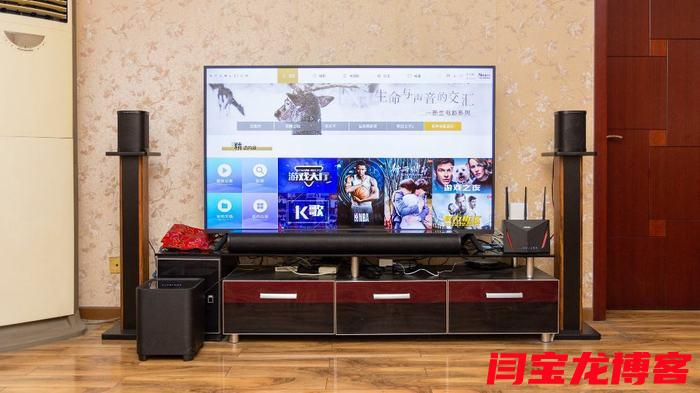 家庭影院安装的哪些音响设备?家庭影院中置音箱摆多高?