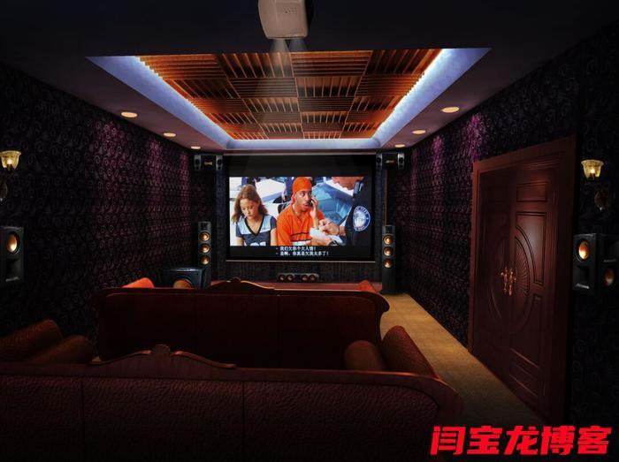 家庭影院用什么蓝光播放机好?家庭影院吸音板安哪里合适?
